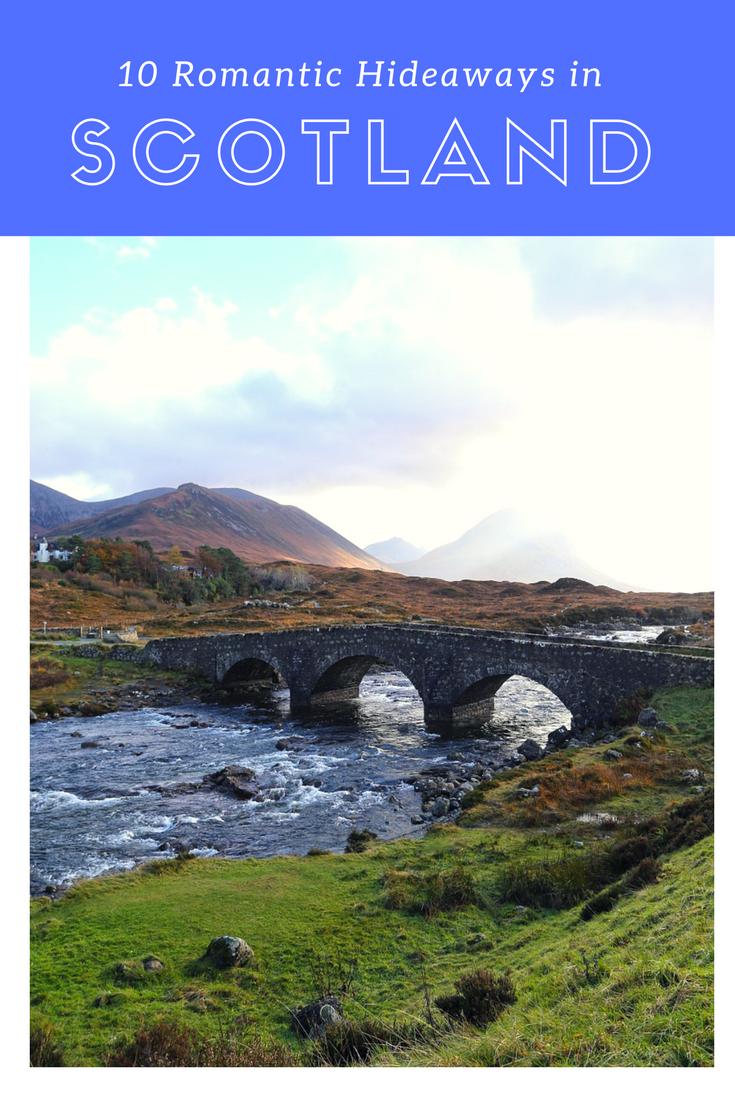 10 Romantic Hideaways in Scotland