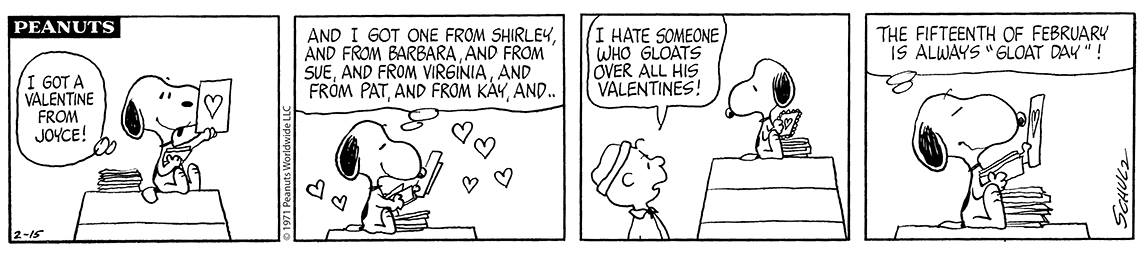 Happy Valentineu0027s Day, From The Peanuts Gang! Win A Peanuts Valentines  Prize Pack #