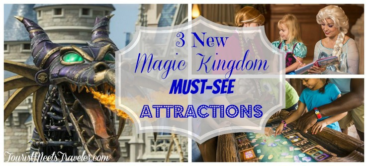 3 New Magic Kingdom Must See Attractions