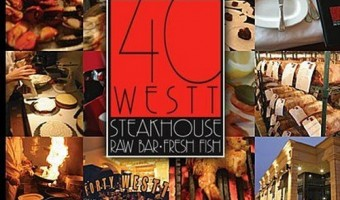 "Review: 40 Westt Steakhouse & Raw Bar ""Worst Steak Ever"""