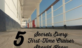 Cruise Vacation Travel Tips: 5 Tips For The Beginner