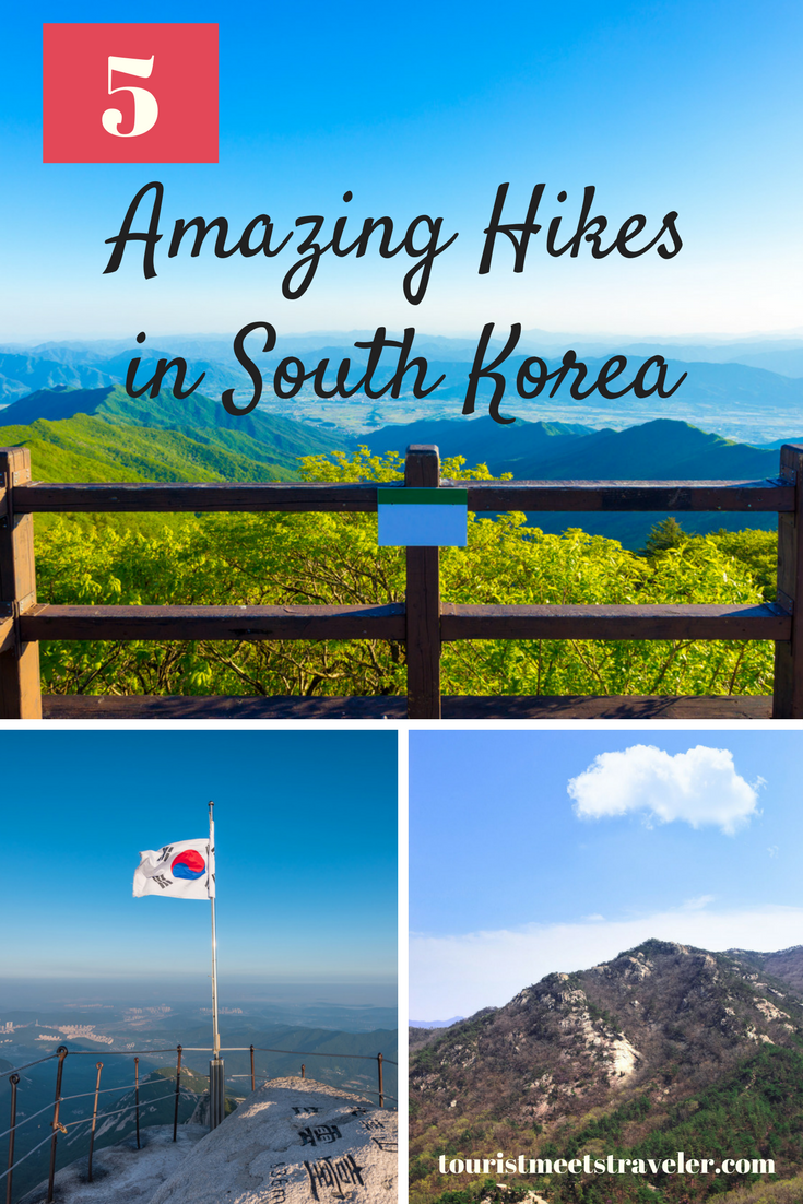 5 Amazing Hikes in South Korea