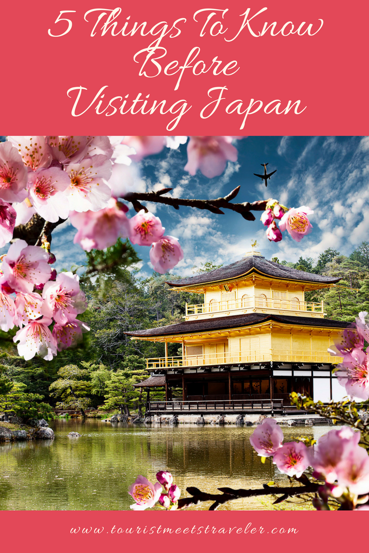 Traveling to Japan: 5 Things to Know Before Leaving