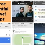8 Free Essential Travel Apps – Enrich Your Vacation