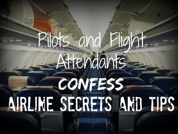 Airline Secrets and Tips