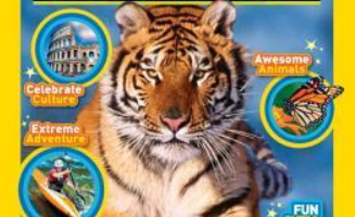 2015 National Geographic Kids Almanac Review & Giveaway: Stimulate and Engage Your Child's Study Of Our Planet