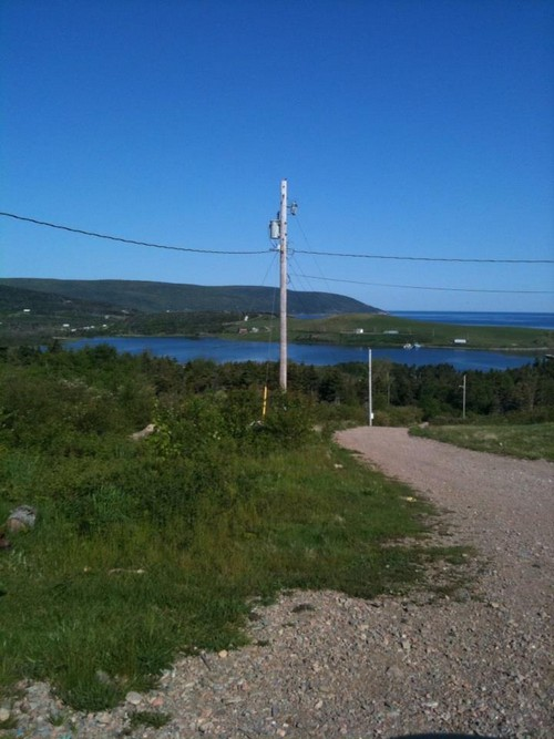 Visiting Bay St. Lawrence, Cape Breton Island, Nova Scotia