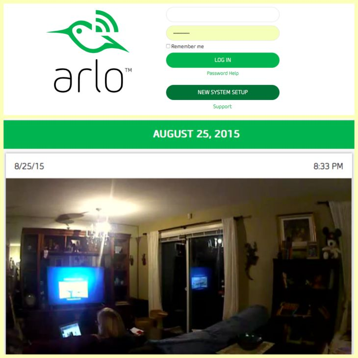 NetGear's Arlo Home Security System - Travel With Peace of Mind  #NETGEAR