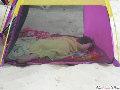 Ava-Sleeping-lil-nursery & Travel Tips: Protecting Your Baby From The Sun In The Caribbean ...