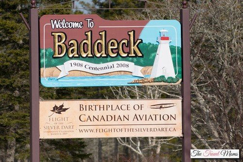 "Baddeck, Cape Breton Island, Nova Scotia ""Something For Everyone"""