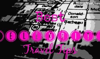 Best Celebrity Travel Tips