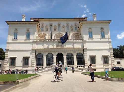 Borghese Gallery 4