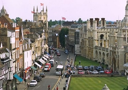 Planning On Making A Trip To Cambridge England Things