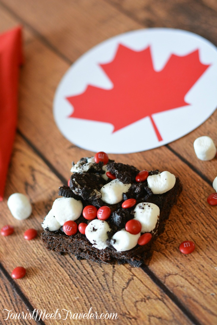 Celebrate Canada Day With These Decadent Brownies 3