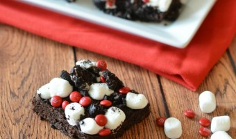 Celebrate Canada Day With These Decadent Brownies