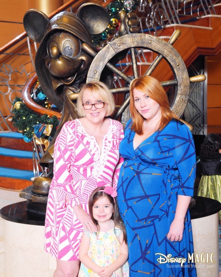 Disney Magic Cruise: The Amazing Benefits of the Concierge Package - Travel in VIP Style