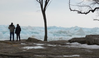 A Glacier-Like Experience at The Lake Erie Shores & Islands – When The Ice Comes Alive!