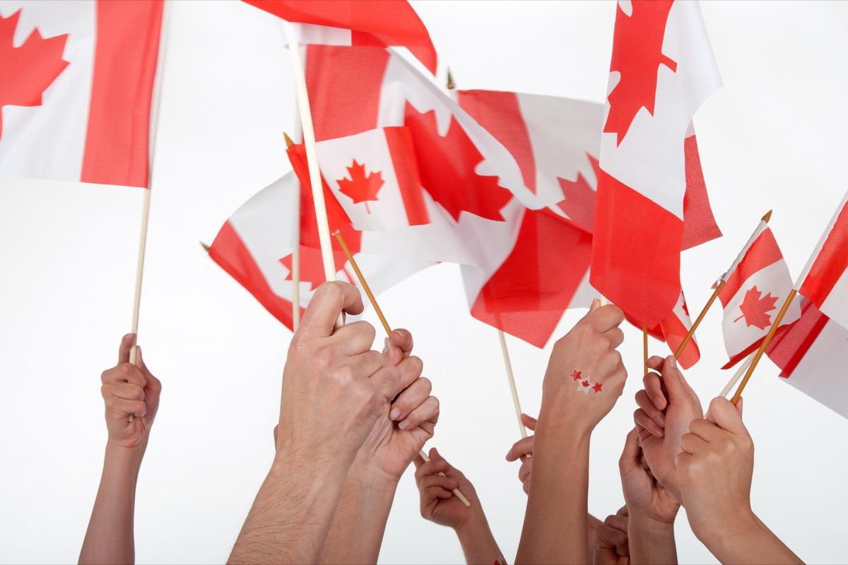 8 Ways to Celebrate Canada's 150th Anniversary