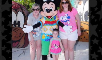Disney Wonder Cruise Multigenerational Travel: Magic, Memories, and Family-Friendly Fun With Grandmother, Daughter and Granddaughter!