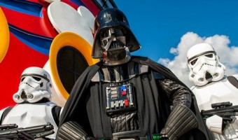 Disney's Star Wars Themed Cruise: Star Wars Day At Sea