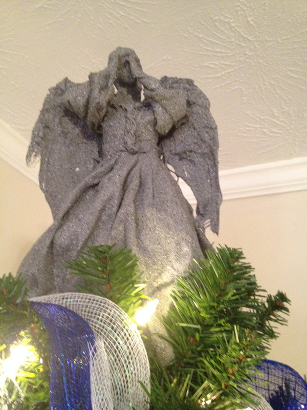 Doctor Who DIY Christmas Tree: See It to Believe It! Step-by-Step ...