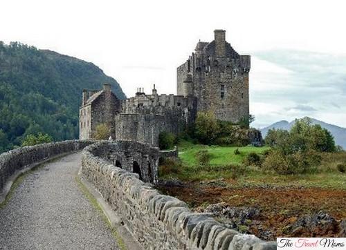 Eilean Donan Castle Kyle Of Lochalsh Scotland Quot Breathtaking Quot Tourist Meets Traveler