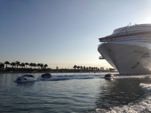 MSC Divina Completes Maiden Voyage in True Diva Style