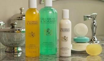 Pamper Yourself at Hotels and at Home With These Gilchrist & Soames Beauty & Bath Products – We LOVE Them!