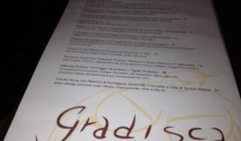 Review: Gradisca Restaurant West Village, NYC – Excellent!