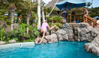 7 Best Family-Friendly Hotel Pools That Are Totally Cool