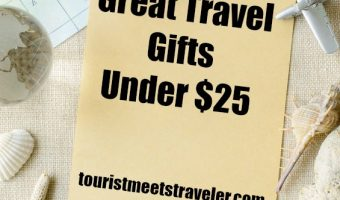 Great Gifts for the Traveler in Your Life Under $25
