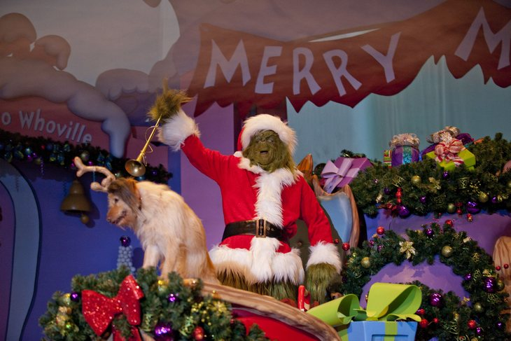 Grinchmas Wholiday Spectacular 2