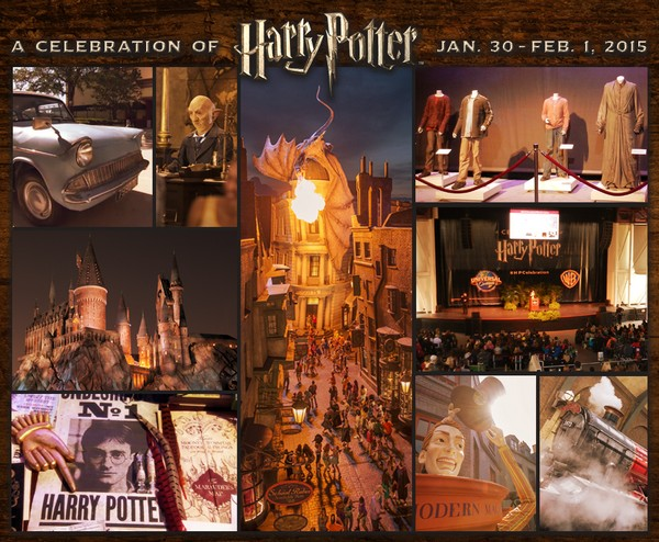 Universal Studios Orlando's Harry Potter Special Announcement is...