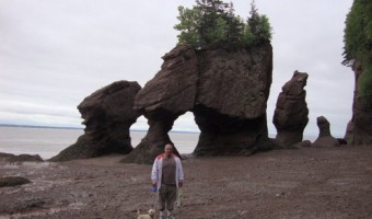 "Vacation At Bay Of Fundy, New Brunswick & View The Hopewell Rocks ""Awesome"""