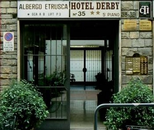 Hotel Etrusca Florence Italy Tourist Meets Traveler