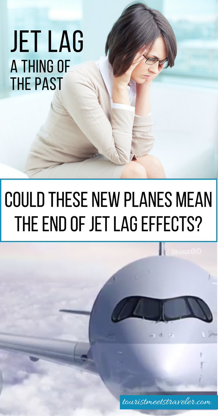 Jet Lag A Thing Of The Past: Could These New Planes Mean The End Of The Effects?