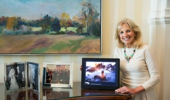 Dr. Jill Biden and National Geographic Kids My Shot Success