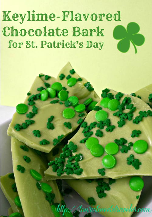 The Flavour of Ireland: Plan Your Vacation and Enjoy St. Patrick's Day Recipes at Home