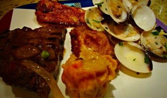 Eating in Las Vegas: Top 4 Buffet Restaurants