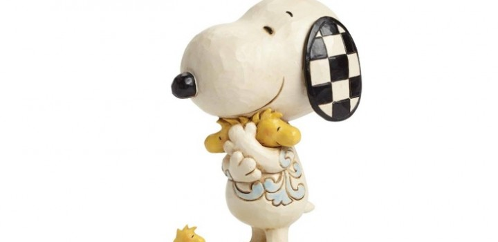 """Spring Is In The Air! Win A Peanuts """"Love Is a Beagle Hug"""" Figurine By Jim Shore #Giveaway"""
