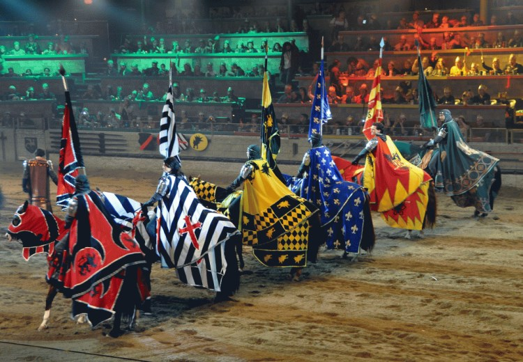 Medieval Times Chicago Tourist Meets Traveler Review