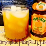 Celebrate the Opening of Diagon Alley in Universal Orlando with this Homemade Pumpkin Juice Recipe