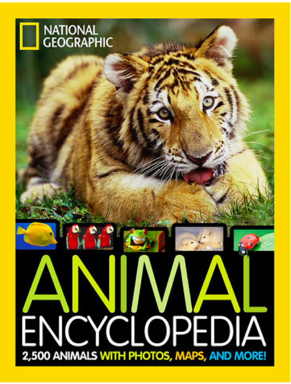 National Geographic Kids: Animal Encyclopedia The Perfect Gift - On Sale At Zulily