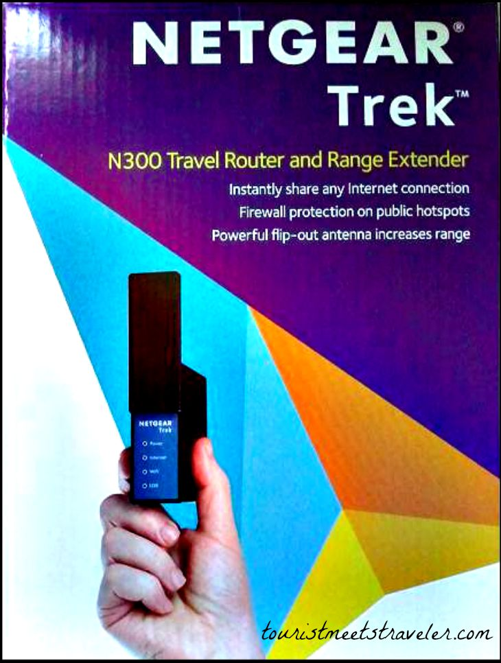 NETGEAR Trek N300 Travel Router & Range Extender Review: Free, Safe, and Reliable WIFI on the Go