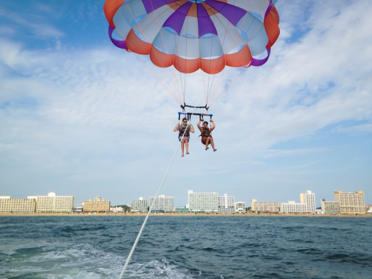 Virginia Beach: Your Secret Couple's Paradise - Much More Than A Great Beach - Amazing Resorts, Hotels, a Boardwalk & More! #VisitVaBeach