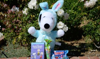 It's the Easter Beagle, Charlie Brown – Peanuts Easter Prize-Pack Giveaway! #EasterBeagle