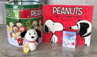 Nothing Says Christmas Like Peanuts – Win a PEANUTS Holiday Prize Pack #Giveaway