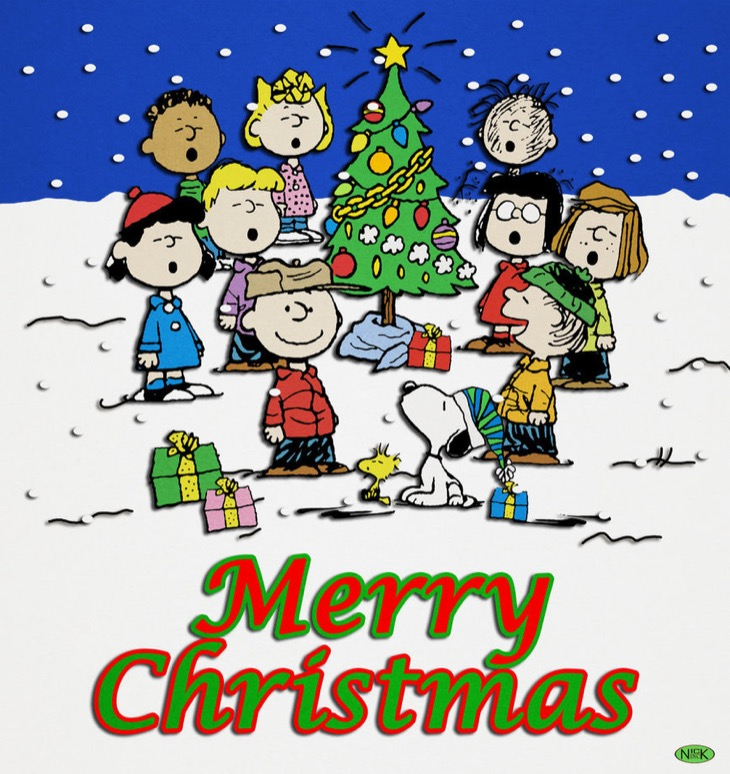 nothing says christmas like peanuts win a peanuts holiday prize pack giveaway - Peanuts Christmas