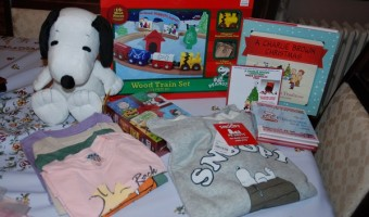 Holiday Gift Ideas: Making Memories With Peanuts Beloved Characters, Snoopy, Charlie Brown & The Gang
