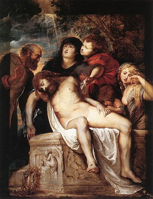 Five must see peter paul rubens paintings when visiting for During the baroque period